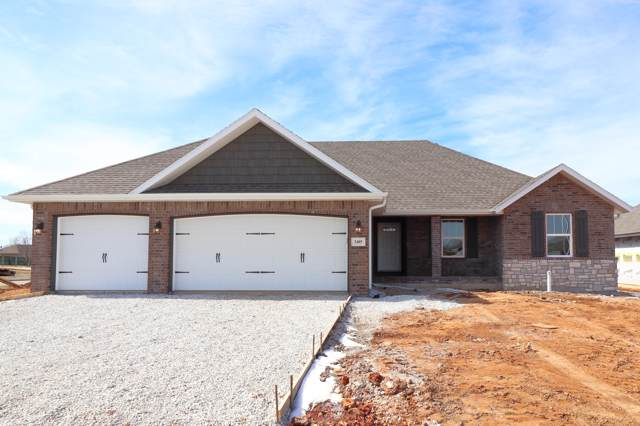 3647 W Hanover Street Lot 23, Springfield, MO 65807 (MLS #60150911) :: Sue Carter Real Estate Group