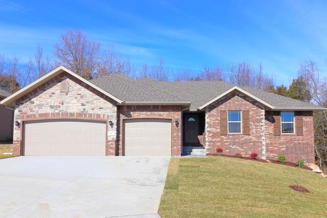 819 E Grouse Road Lot 127, Nixa, MO 65714 (MLS #60150913) :: Weichert, REALTORS - Good Life