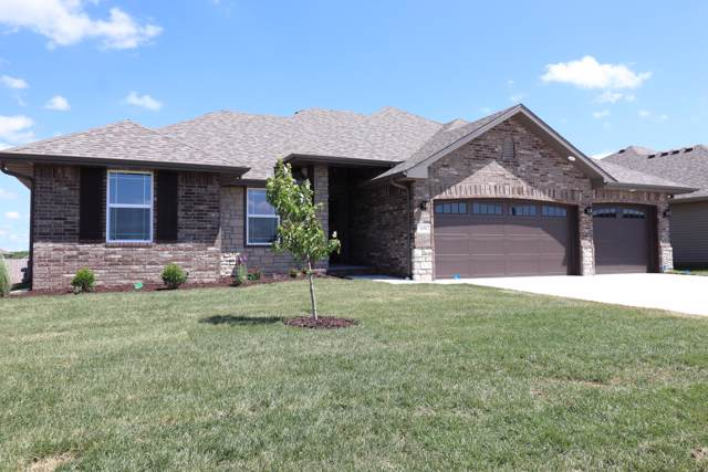 816 E Purple Martin Street Lot 162, Nixa, MO 65714 (MLS #60150920) :: Weichert, REALTORS - Good Life