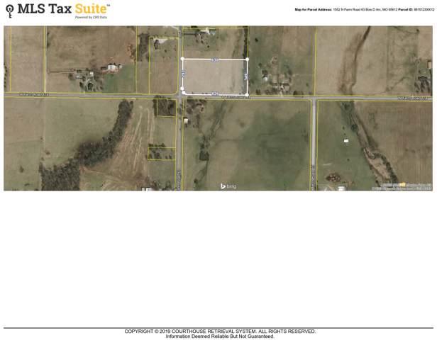 1552 N Farm Road 63, Bois D Arc, MO 65612 (MLS #60150928) :: Sue Carter Real Estate Group