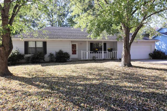 5817 S Iris Lane, Battlefield, MO 65619 (MLS #60150968) :: Sue Carter Real Estate Group
