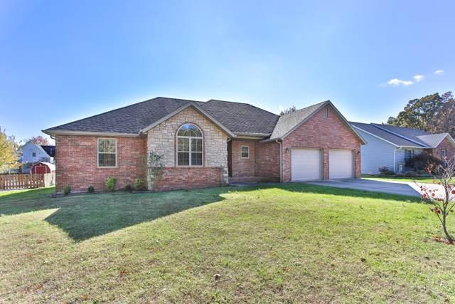 1344 Wallis Avenue, Marshfield, MO 65706 (MLS #60151016) :: Team Real Estate - Springfield