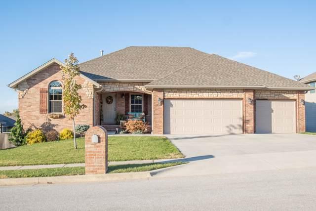 1007 E Highview Drive, Ozark, MO 65721 (MLS #60151017) :: Sue Carter Real Estate Group
