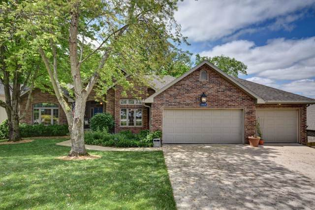 1909 S Pin Oak Drive, Springfield, MO 65809 (MLS #60151027) :: Sue Carter Real Estate Group