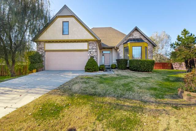 947 S Carriage Avenue, Springfield, MO 65809 (MLS #60151037) :: Weichert, REALTORS - Good Life