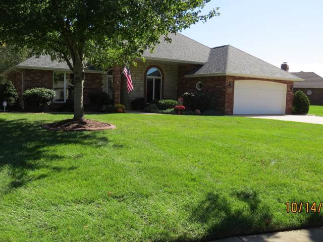 3824 S Tolliver Avenue, Springfield, MO 65807 (MLS #60151087) :: Sue Carter Real Estate Group