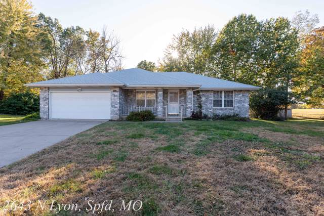 2643 N Lyon Avenue, Springfield, MO 65803 (MLS #60151134) :: Sue Carter Real Estate Group
