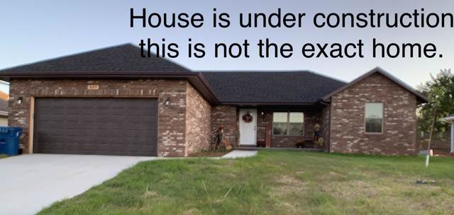 109 E Seminole Street, Strafford, MO 65757 (MLS #60151151) :: Team Real Estate - Springfield