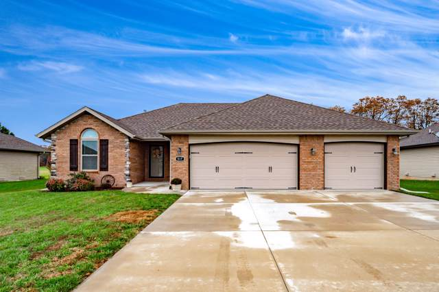 517 Patriot Place Drive, Rogersville, MO 65742 (MLS #60151300) :: Sue Carter Real Estate Group