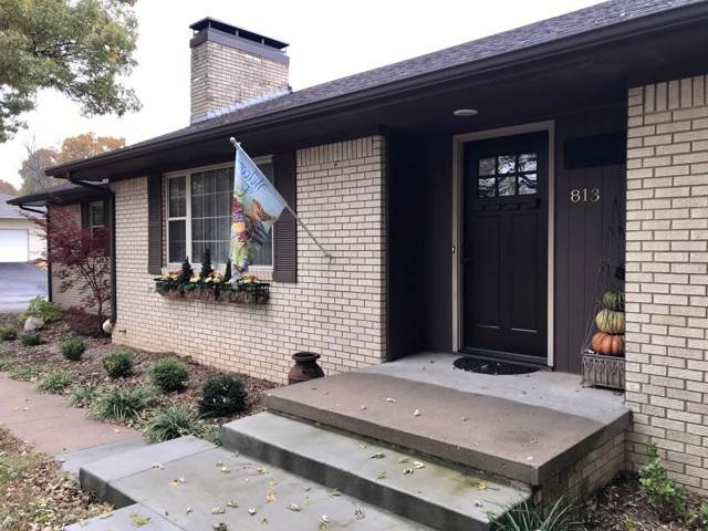 813 Spencer, Neosho, MO 64850 (MLS #60151388) :: Sue Carter Real Estate Group
