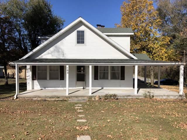 704 Baxter Street, Neosho, MO 64850 (MLS #60151389) :: Sue Carter Real Estate Group