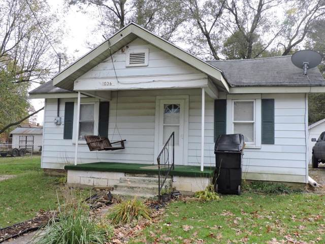 1036 E Livingston Street, Springfield, MO 65803 (MLS #60151447) :: Weichert, REALTORS - Good Life