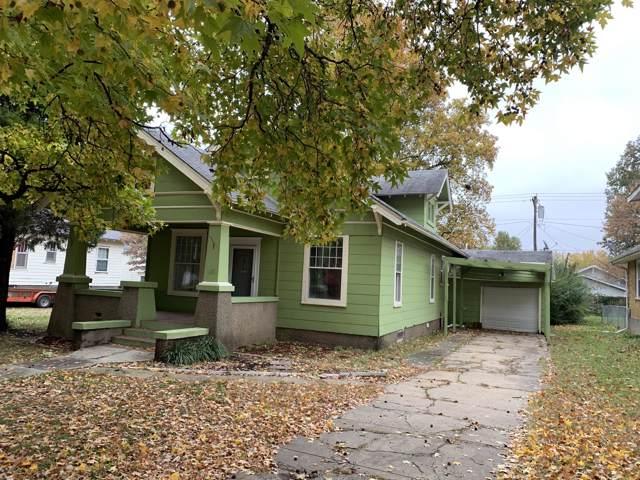 415 Euclid Avenue, Monett, MO 65708 (MLS #60151508) :: Sue Carter Real Estate Group