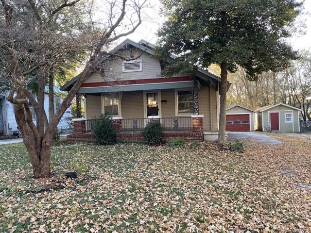 739 S Newton Avenue, Springfield, MO 65806 (MLS #60151535) :: Sue Carter Real Estate Group