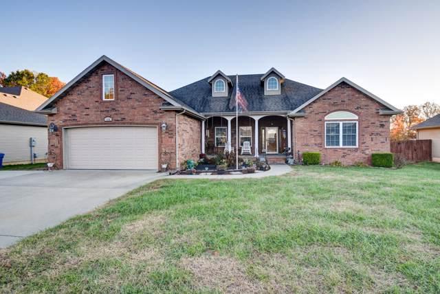 116 E Sally Lane, Strafford, MO 65757 (MLS #60151554) :: Team Real Estate - Springfield
