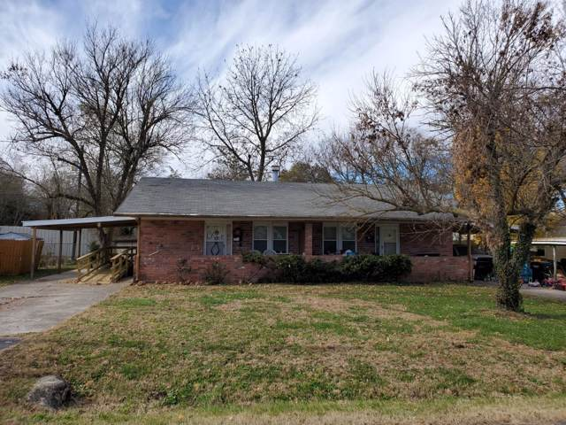 1661/1663 N Marlan Avenue, Springfield, MO 65803 (MLS #60151588) :: Sue Carter Real Estate Group
