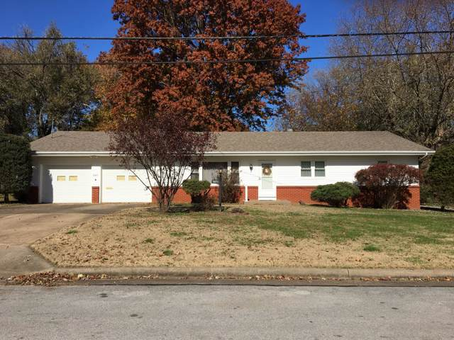 307 E Silsby Street, Springfield, MO 65807 (MLS #60151599) :: Sue Carter Real Estate Group