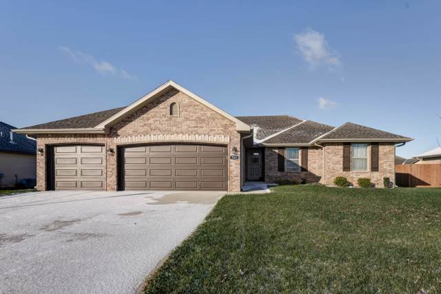521 Sentry Drive, Rogersville, MO 65742 (MLS #60151649) :: Sue Carter Real Estate Group