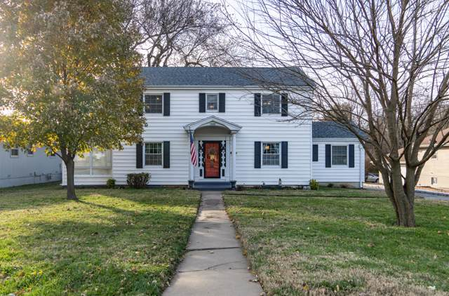 2605 N National Avenue, Springfield, MO 65803 (MLS #60151684) :: Weichert, REALTORS - Good Life