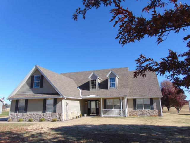 1415 Hale Mcginty Drive, Neosho, MO 64850 (MLS #60151726) :: Team Real Estate - Springfield