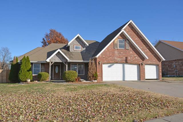 86 W Holly Ridge Road, Willard, MO 65781 (MLS #60151761) :: Sue Carter Real Estate Group