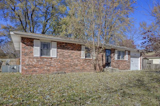 143 N Rechow Avenue, Bolivar, MO 65613 (MLS #60151791) :: Team Real Estate - Springfield