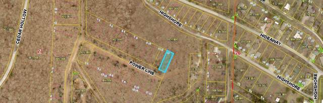 Lot 13 Power Line, Galena, MO 65656 (MLS #60151821) :: Massengale Group