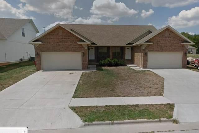 801-803 E Daniels Street, Ozark, MO 65721 (MLS #60151838) :: Winans - Lee Team | Keller Williams Tri-Lakes