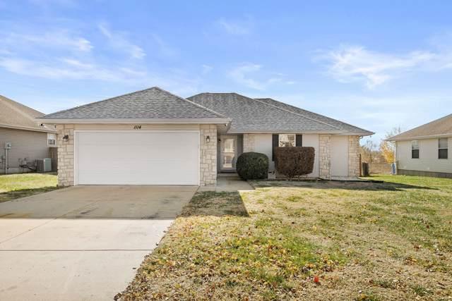 1114 W Cobblefield Way, Ozark, MO 65721 (MLS #60152022) :: Sue Carter Real Estate Group