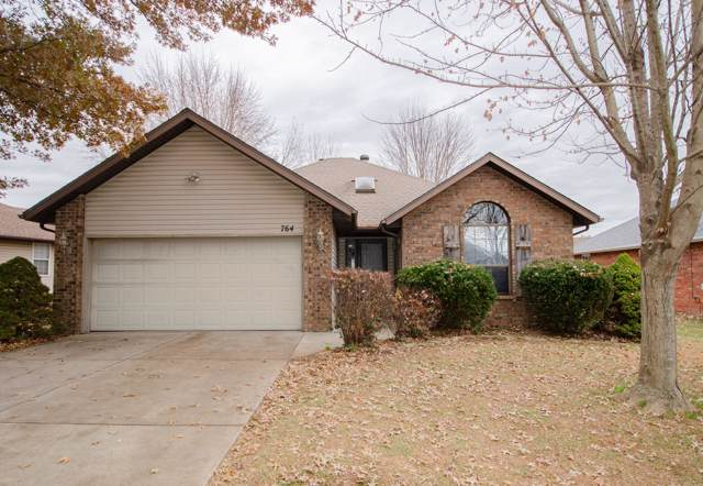 764 S Troy Avenue, Springfield, MO 65802 (MLS #60152037) :: Sue Carter Real Estate Group