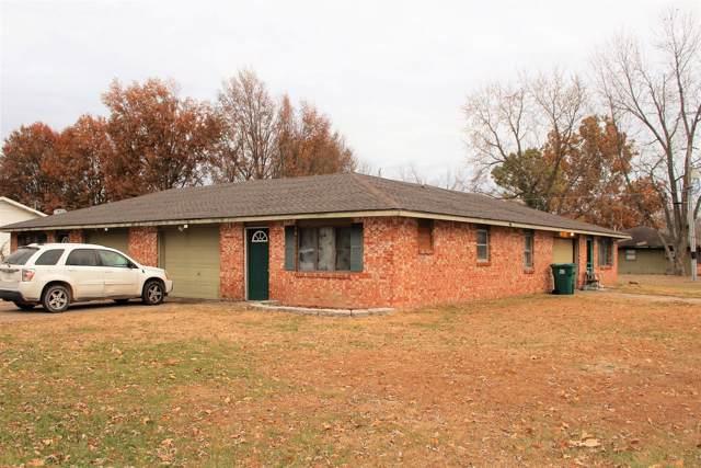 421& 512 Thompson & Randell Street, Mountain Grove, MO 65711 (MLS #60152042) :: Team Real Estate - Springfield