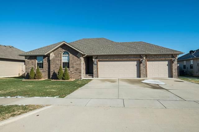 1207 Aaron Avenue, Monett, MO 65708 (MLS #60152052) :: Team Real Estate - Springfield