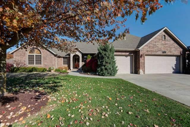 1009 Denali Drive, Nixa, MO 65714 (MLS #60152109) :: Sue Carter Real Estate Group