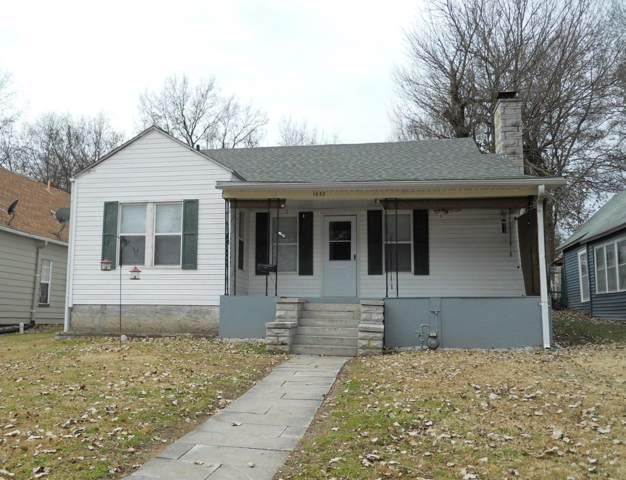 1033 S Fulton Street, Carthage, MO 64836 (MLS #60152153) :: Sue Carter Real Estate Group