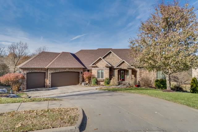 3354 W Valley Vista Court, Springfield, MO 65810 (MLS #60152184) :: Sue Carter Real Estate Group