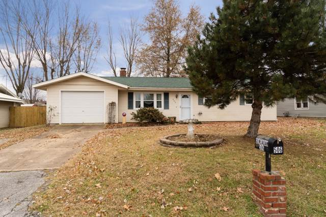506 Country Lane, Mt Vernon, MO 65712 (MLS #60152338) :: The Real Estate Riders