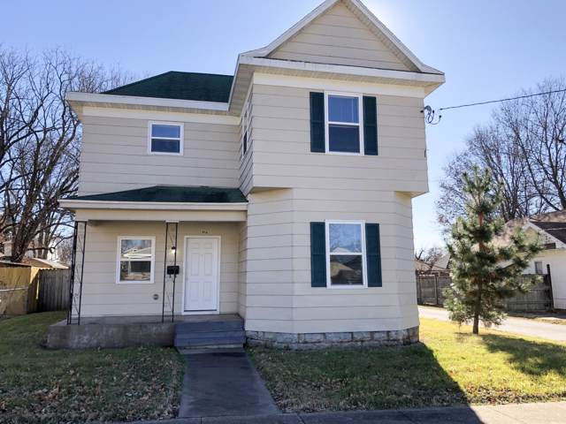 916 W Pershing Street, Springfield, MO 65806 (MLS #60152360) :: Weichert, REALTORS - Good Life