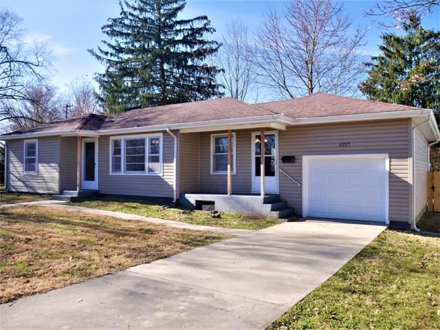 1027 S Jefferson Avenue, Aurora, MO 65605 (MLS #60152401) :: Sue Carter Real Estate Group