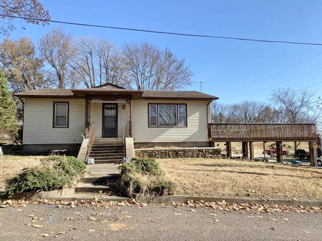 101 Pryor Street, Monett, MO 65708 (MLS #60152554) :: Sue Carter Real Estate Group