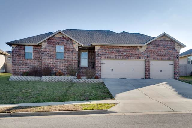 1802 N Undershot Court, Ozark, MO 65721 (MLS #60152585) :: Sue Carter Real Estate Group