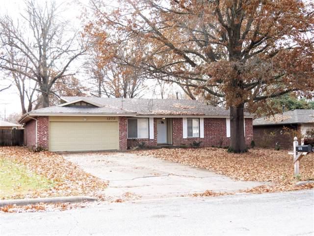 1272 E Lakewood Street, Springfield, MO 65804 (MLS #60152598) :: Sue Carter Real Estate Group
