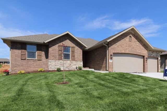 808 E Purple Martin Street Lot 159, Nixa, MO 65714 (MLS #60152608) :: Weichert, REALTORS - Good Life