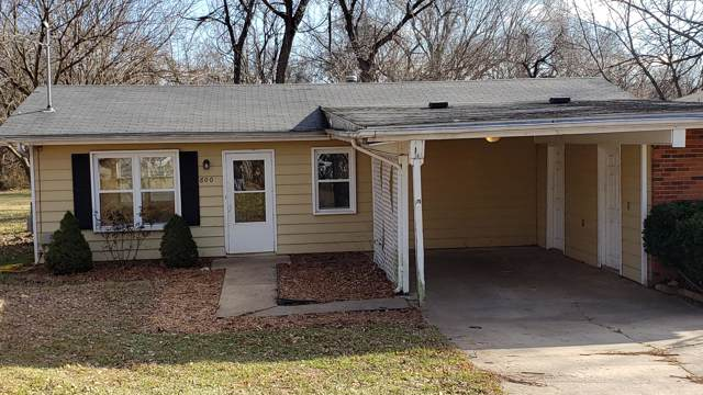 600 N Fulbright Avenue, Springfield, MO 65802 (MLS #60152619) :: Weichert, REALTORS - Good Life