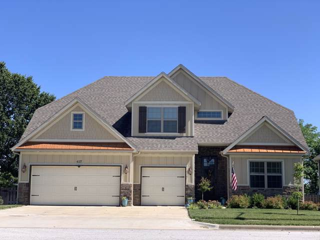 417 W Ivy Creek Drive, Ozark, MO 65721 (MLS #60152697) :: Sue Carter Real Estate Group