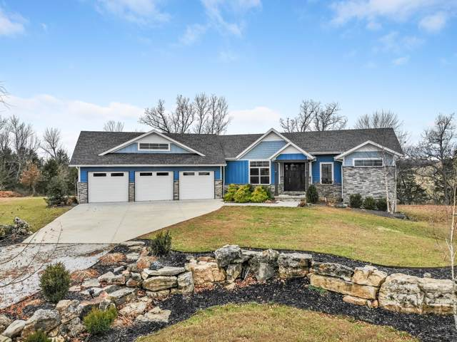 6370 W Farm Rd 18, Willard, MO 65781 (MLS #60152719) :: Team Real Estate - Springfield