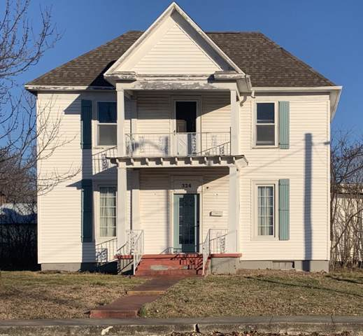 324 S Hickory Street, Mt Vernon, MO 65712 (MLS #60152805) :: The Real Estate Riders