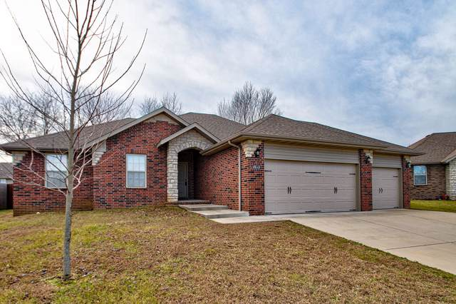 2512 W Chris Court, Ozark, MO 65721 (MLS #60152817) :: Sue Carter Real Estate Group