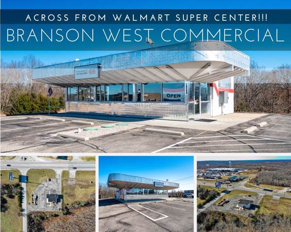 18506 Business 13, Branson West, MO 65737 (MLS #60152841) :: Sue Carter Real Estate Group
