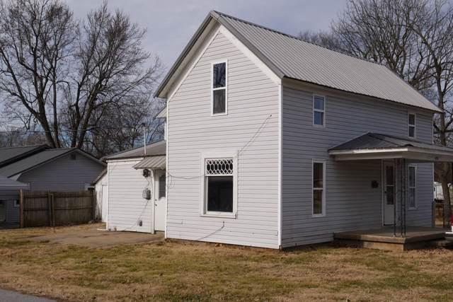 933 S Rinker Avenue, Aurora, MO 65605 (MLS #60152907) :: Sue Carter Real Estate Group