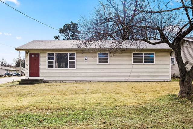 1224 W Livingston Street, Springfield, MO 65803 (MLS #60152925) :: Sue Carter Real Estate Group
